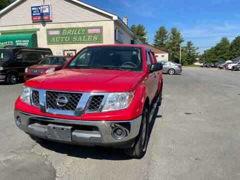 2010 Nissan Frontier for sale at Brill's Auto Sales in Westfield MA