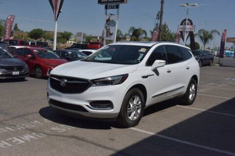2020 Buick Enclave for sale at Choice Motors in Merced CA