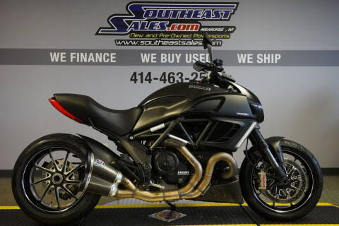 2012 Ducati Diavel Carbon for sale at Southeast Sales Powersports in Milwaukee WI