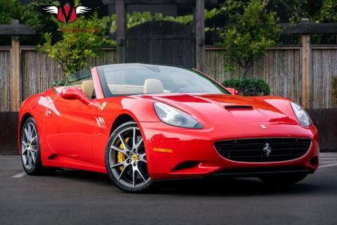 2010 Ferrari California for sale at Veloce Motorsales in San Diego CA