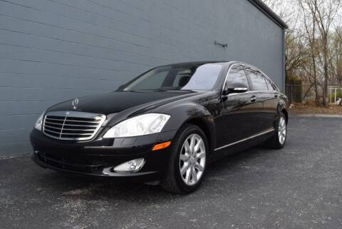2007 Mercedes-Benz S-Class for sale at Precision Imports in Springdale AR