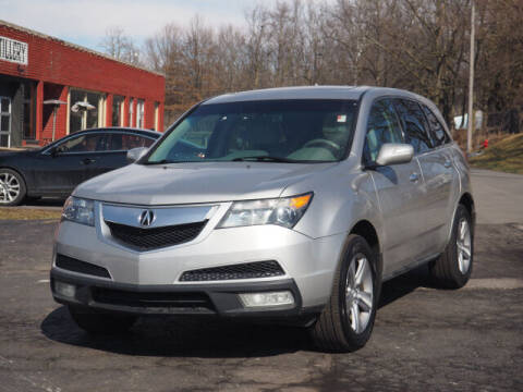 2012 Acura MDX for sale at Tom Roush Budget Westfield in Westfield IN