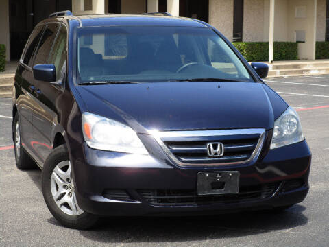 2006 Honda Odyssey for sale at Ritz Auto Group in Dallas TX