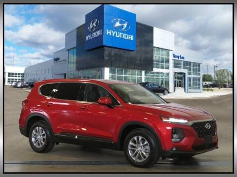 2019 Hyundai Santa Fe for sale at Terry Lee Hyundai in Noblesville IN