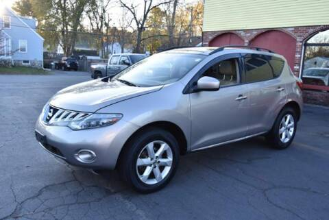 2010 Nissan Murano for sale at Absolute Auto Sales, Inc in Brockton MA