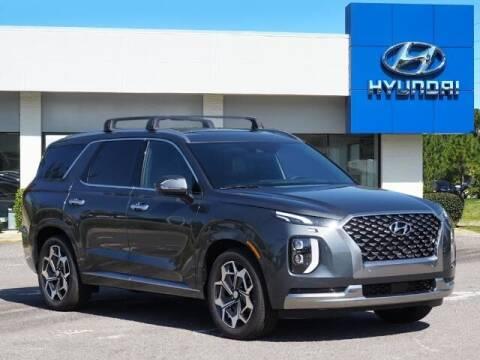 2022 Hyundai Palisade for sale at PHIL SMITH AUTOMOTIVE GROUP - Pinehurst Toyota Hyundai in Southern Pines NC