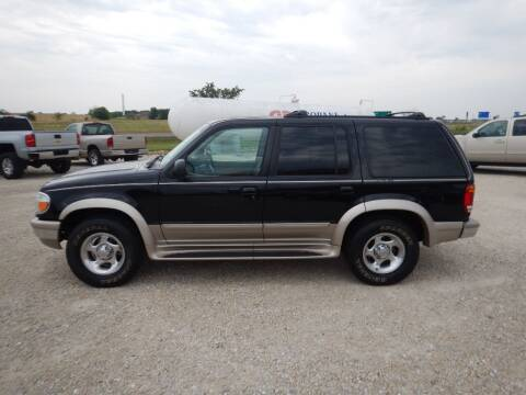1998 Ford Explorer for sale at All Terrain Sales in Eugene MO