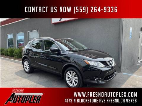 2017 Nissan Rogue Sport for sale at Fresno Autoplex in Fresno CA