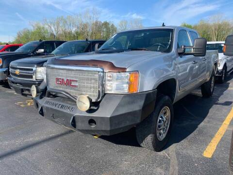 2012 GMC Sierra 2500HD for sale at Cj king of car loans/JJ's Best Auto Sales in Troy MI