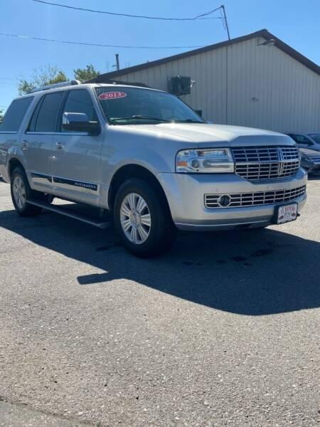 2013 Lincoln Navigator for sale at El Rancho Auto Sales in Des Moines IA