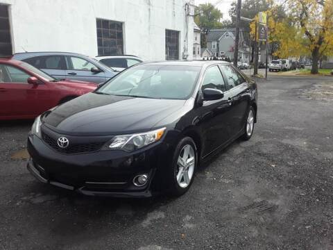 2013 Toyota Camry for sale at Jay's Automotive in Westfield NJ