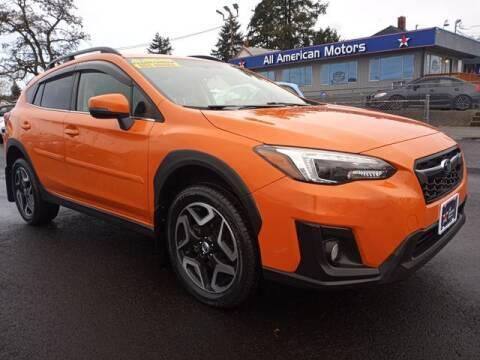 2018 Subaru Crosstrek for sale at All American Motors in Tacoma WA
