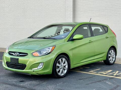 2012 Hyundai Accent for sale at Carland Auto Sales INC. in Portsmouth VA