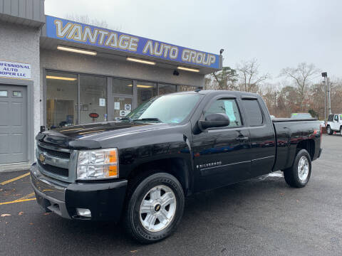 2008 Chevrolet Silverado 1500 for sale at Vantage Auto Group in Brick NJ