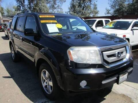 2011 Honda Pilot for sale at F & A Car Sales Inc in Ontario CA
