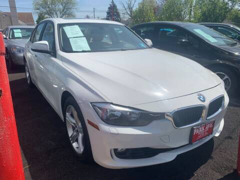 2013 BMW 3 Series for sale at Park Avenue Auto Lot Inc in Linden NJ