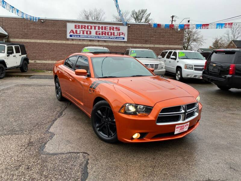 2011 Dodge Charger for sale at Brothers Auto Group in Youngstown OH