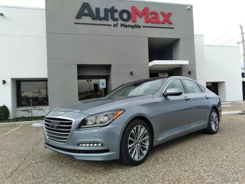 2017 Genesis G80 for sale at AutoMax of Memphis - Darrell James in Memphis TN