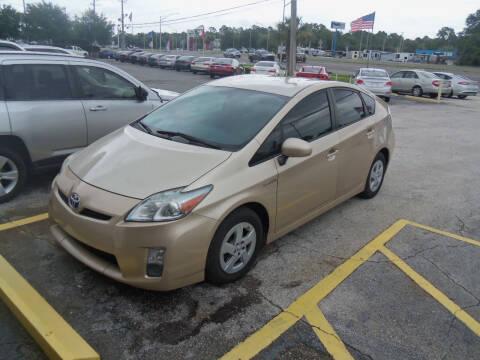 2010 Toyota Prius for sale at ORANGE PARK AUTO in Jacksonville FL