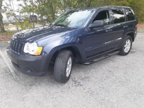 2008 Jeep Grand Cherokee for sale at Royal Auto Mart in Tampa FL