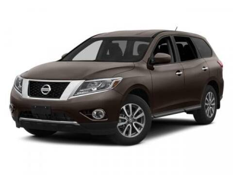 2014 Nissan Pathfinder for sale at JEFF HAAS MAZDA in Houston TX