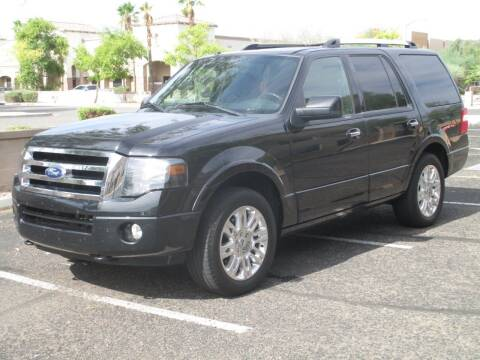 2014 Ford Expedition for sale at COPPER STATE MOTORSPORTS in Phoenix AZ