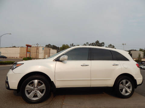 2010 Acura MDX for sale at Direct Auto Outlet LLC in Fair Oaks CA