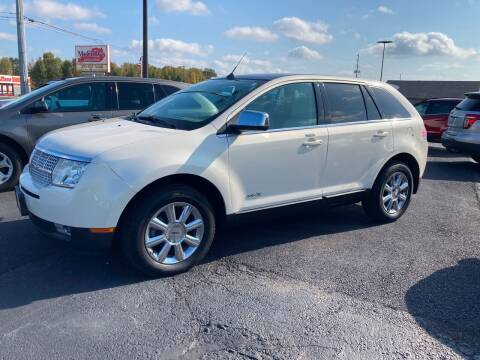 2007 Lincoln MKX for sale at McCully's Automotive - Trucks & SUV's in Benton KY