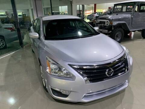 2015 Nissan Altima for sale at Prestige USA Auto Group in Miami FL