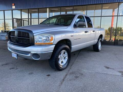 2006 Dodge Ram Pickup 1500 for sale at South Commercial Auto Sales in Salem OR