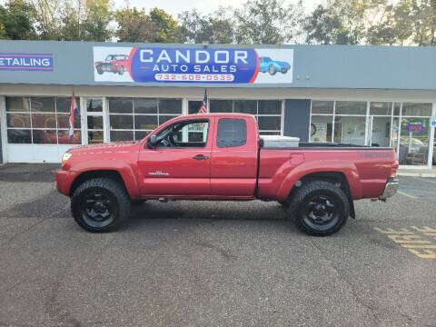 2007 Toyota Tacoma for sale at CANDOR INC in Toms River NJ