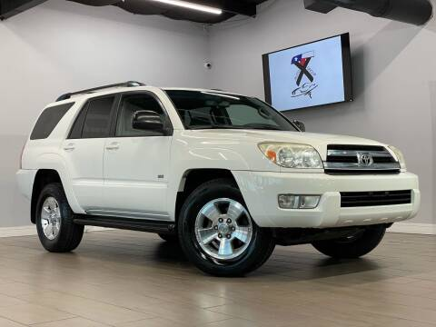 2005 Toyota 4Runner for sale at TX Auto Group in Houston TX