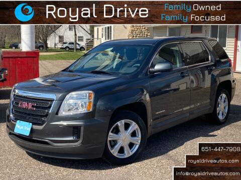 2017 GMC Terrain for sale at Royal Drive in Newport MN