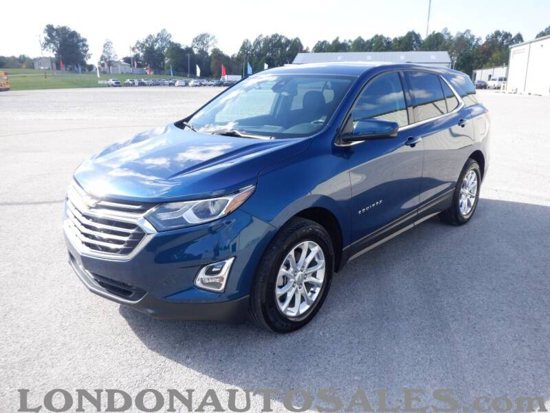 2020 Chevrolet Equinox for sale at London Auto Sales LLC in London KY