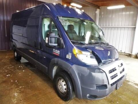 2015 RAM ProMaster Cargo for sale at East Coast Auto Source Inc. in Bedford VA
