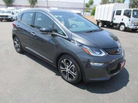 2018 Chevrolet Bolt EV for sale at Norco Truck Center in Norco CA