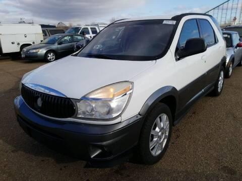 2005 Buick Rendezvous for sale at Affordable 4 All Auto Sales in Elk River MN