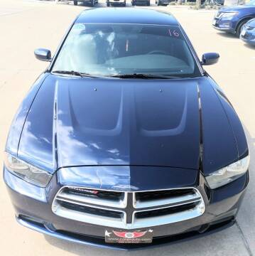 2013 Dodge Charger for sale at Car Ex Auto Sales in Houston TX