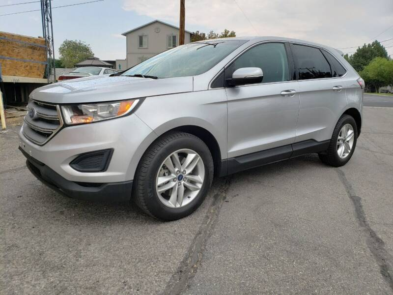 2016 Ford Edge for sale at High Line Auto Sales in Salt Lake City UT