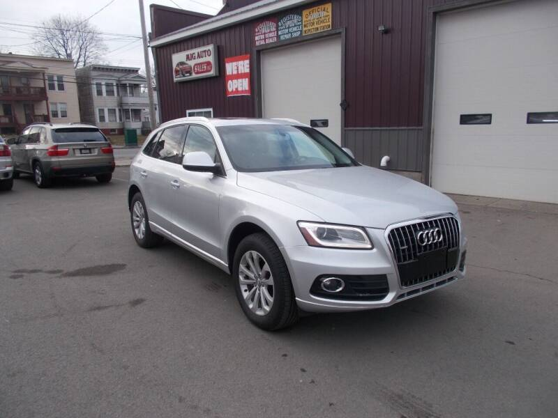 2013 Audi Q5 for sale at Mig Auto Sales Inc in Albany NY