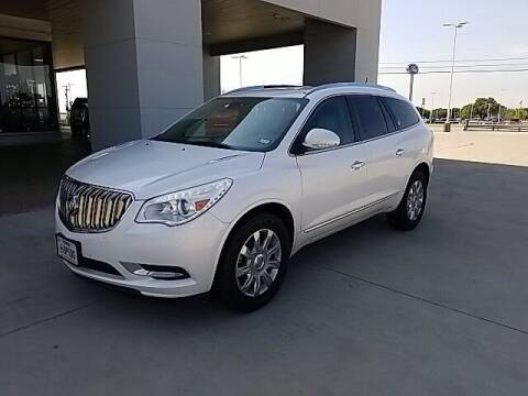 2016 Buick Enclave for sale at Jerry's Buick GMC in Weatherford TX