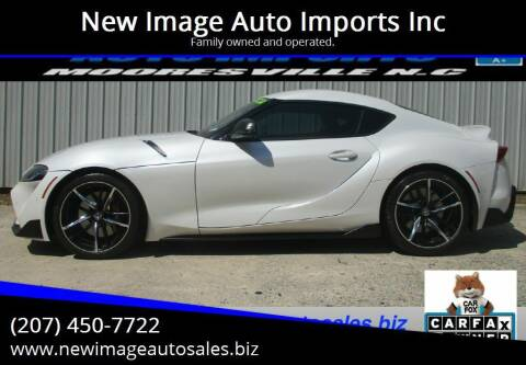 2021 Toyota GR Supra for sale at New Image Auto Imports Inc in Mooresville NC
