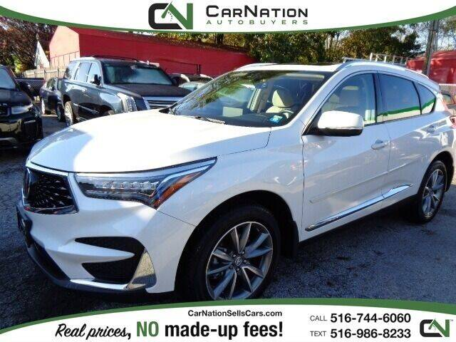 2019 Acura RDX for sale at CarNation AUTOBUYERS Inc. in Rockville Centre NY