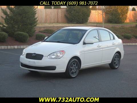 2011 Hyundai Accent for sale at Absolute Auto Solutions in Hamilton NJ