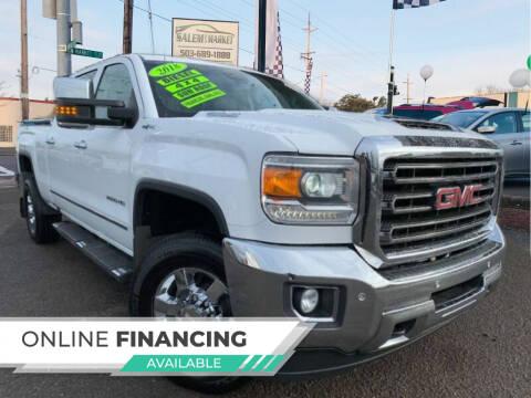 2018 GMC Sierra 3500HD for sale at Salem Auto Market in Salem OR