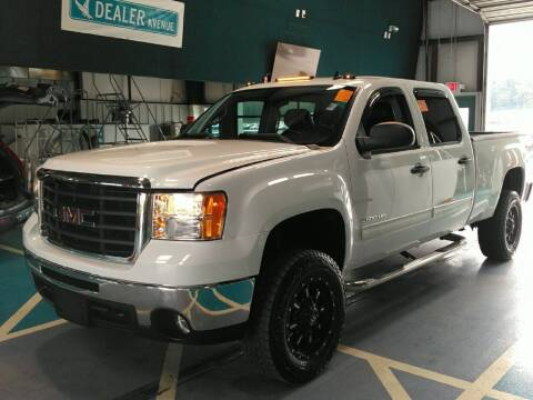 2010 GMC Sierra 2500HD for sale at Thompson Auto Sales Inc in Knoxville TN