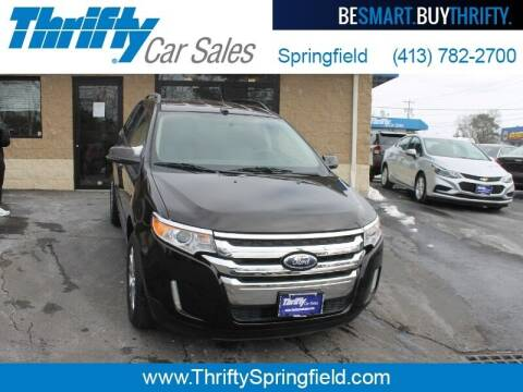 2013 Ford Edge for sale at Thrifty Car Sales Springfield in Springfield MA