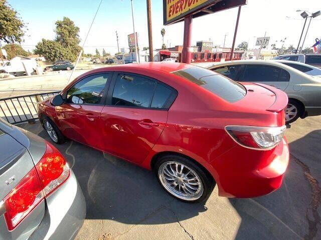 2010 Mazda MAZDA3 for sale at Affordable Auto Inc. in Pico Rivera CA
