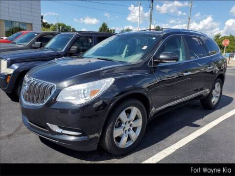 2014 Buick Enclave for sale at BOB ROHRMAN FORT WAYNE TOYOTA in Fort Wayne IN