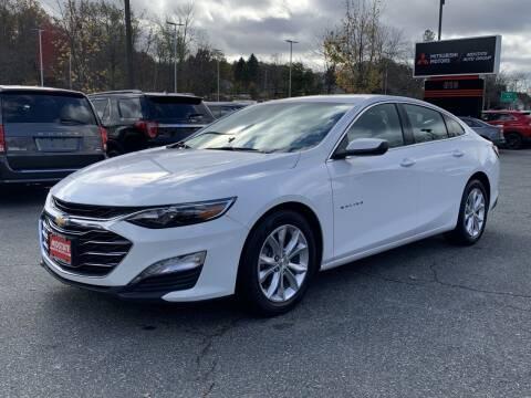 2019 Chevrolet Malibu for sale at Midstate Auto Group in Auburn MA